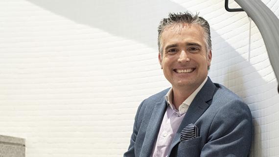 Eneko Knörr, inversor y cofundador de Onyze