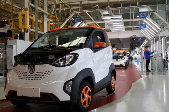 La estrategia ecológica de General Motors: solo venderá coches eléctricos a partir de 2035