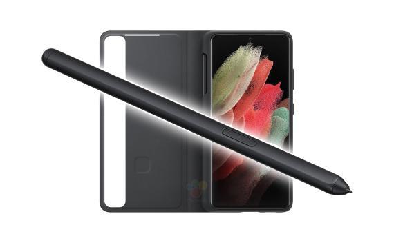 Funda y S-pen Samsung Galaxy S21