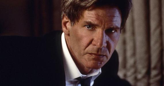 Harrison Ford en Air Force One