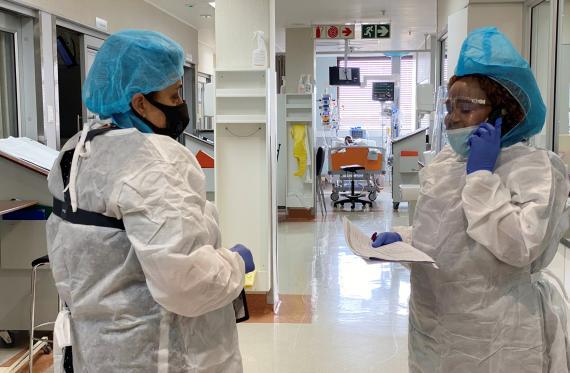 Hospital de Sudáfrica