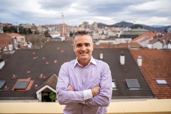 Eneko Knörr, inversor y cofundador de Onyze.