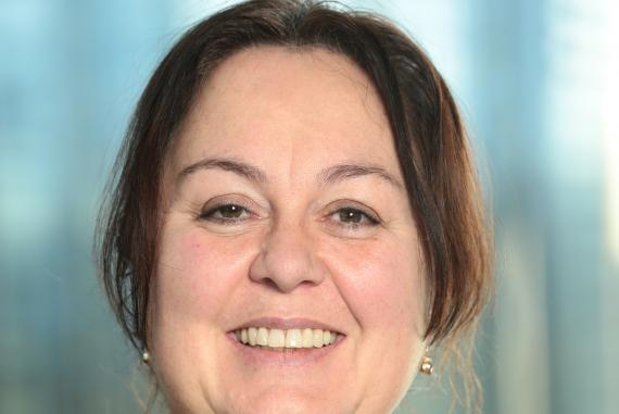Meredith Taghi, VP Group Learning Talent and Plaforms en Deutsche Post DHL