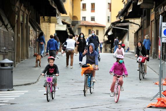 Micromovilidad bicicletas