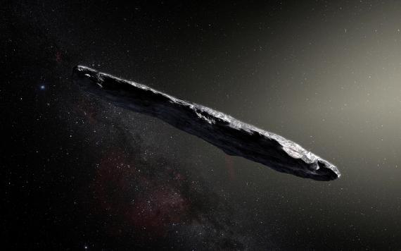 El misterio del Oumuamua, primer objeto interestelar conocido: ¿cometa, asteroide o nave alienígena?