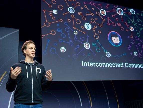 Nat Friedman, CEO de GitHub.