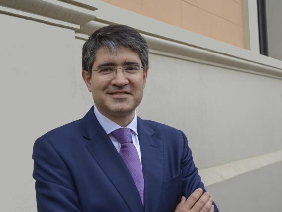 Oriol Pinya, CEO de Abac.