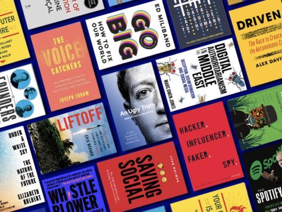 Parece que en 2021 van a publicarse muchos libros sobre grandes empresas tecnológicas.