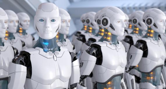 La IA y la robótica son 2 de las tecnologías que revolucionarán el futuro en 10 años.