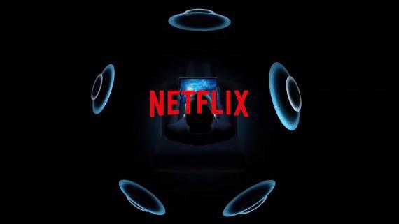 Sonido espacial en Netflix