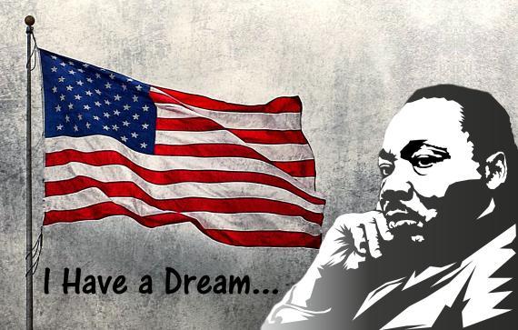 """""""Tengo un sueño"""", uno de los discursos más famosos de la historia (Pixabay)"""