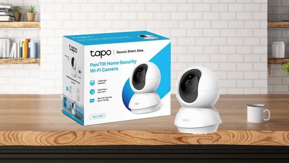 TP Link cámara seguridad