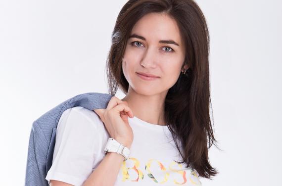 Veronika Nikolaeva, socia fundadora de Fashionalia