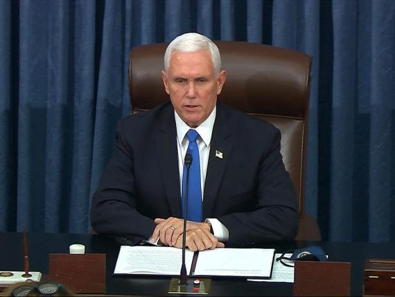 El vicepresidente de Estados Unidos, Mike Pence, no apoya los esfuerzos para destituir al presidente Donald Trump, según confirman los asesores de Pence a 'Insider'.