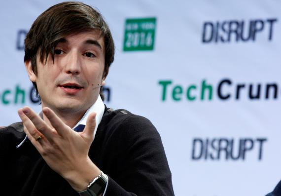 Vlad Tenev, CEO de Robinhood.