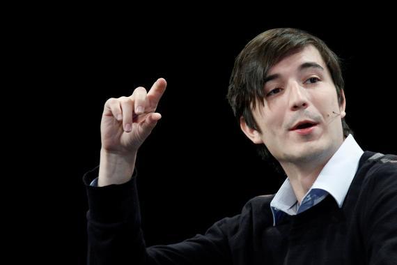 Vlad Tenev, cofundador y CEO de Robinhood Markets.