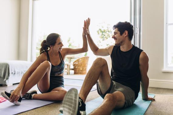 7 canales de Youtube para hacer ejercicio en casa durante un confinamiento
