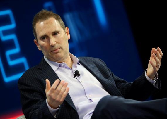 Andy Jassy, sucesor de Jeff Bezos como CEO.