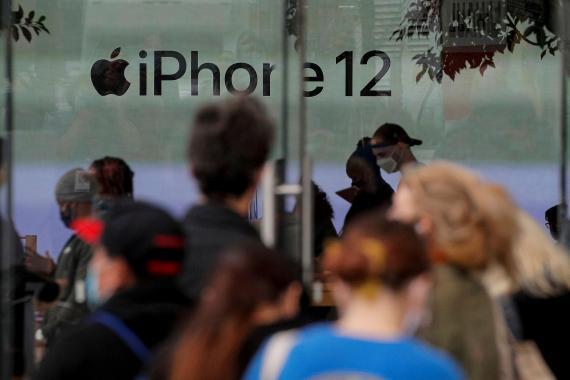 Apple, iPhone12