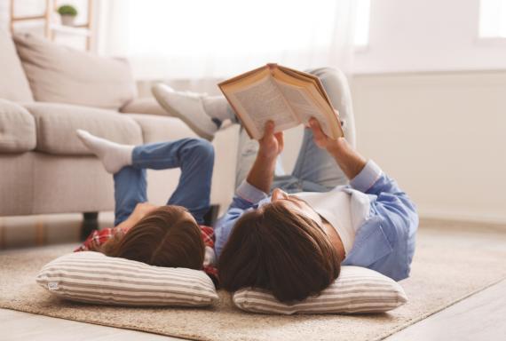 Aprender un nuevo idioma sin estudiar, leer
