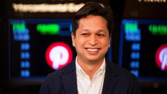 Ben Silbermann, CEO de Pinterest.