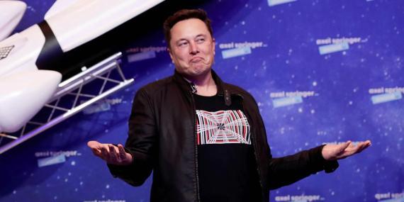 Elon Musk, fundador de Neuralink.