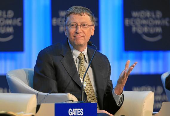 Bill Gates quiere evitar la próxima pandemia
