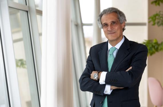 El CEO para EMEA de Barceló Hotel Group, Raúl González.