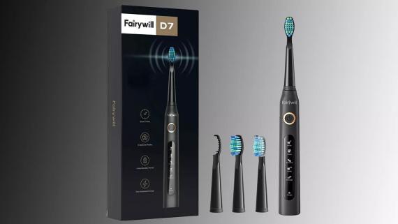Cepillo de dientes eléctrico Fairywill D7