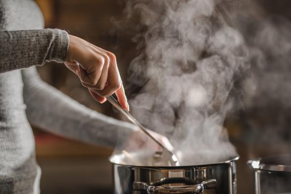 Cocinar humo