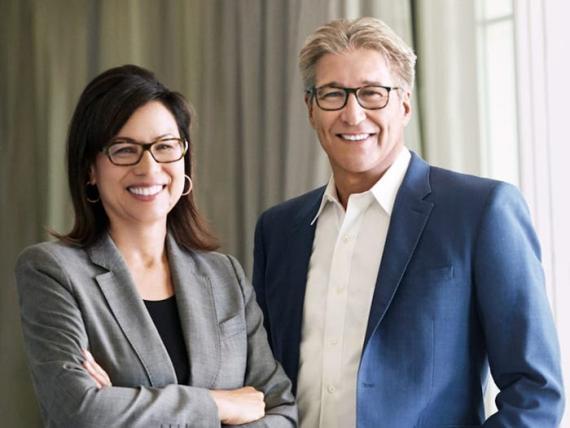 Diane Hoskins y Andy Cohen son los codirectores de Gensler.