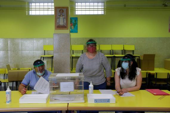 Elecciones de Galicia en julio de 2020