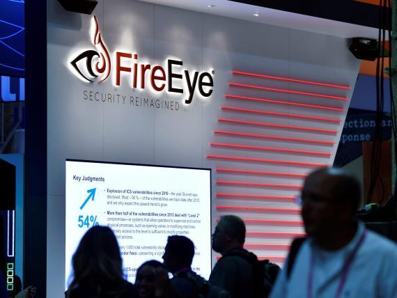 Un evento de FireEye en 2016.