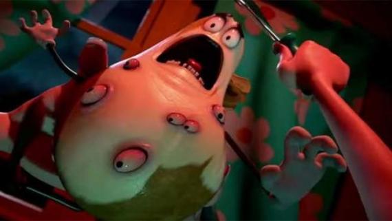 Fotograma de la película 'La fiesta de las salchichas'.