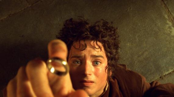 Frodo El Señor de los Anillos