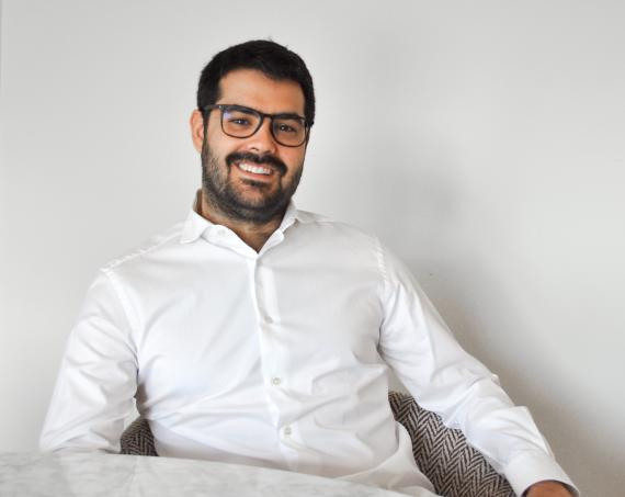 Javier Sanz Álvaraz, CEO de Ninety Nine.