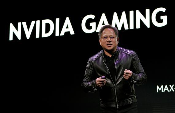 Jensen Huang, CEO de Nvidia