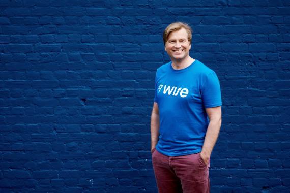 Kristo Käärmann, CEO y cofundador de Wise.