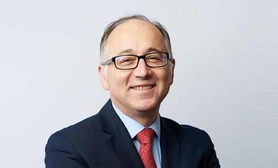 El consejero delegado de IAG, Luis Gallego, que hasta 2020 ejerció como presidente y CEO de Iberia.