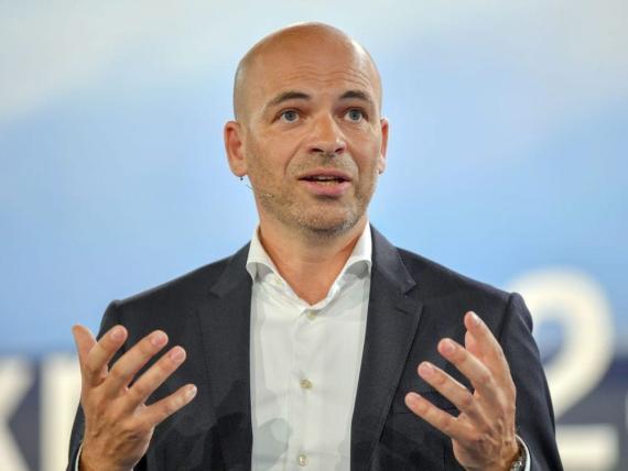 Manfred Harrer, director de Desarrollo de Chasis en Porsche AG.
