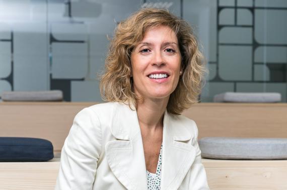 Marta Gil, directora de Estrategia e Innovación de Sacyr