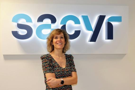 Marta Gil, directora de Estrategia e Innovación en Sacyr.
