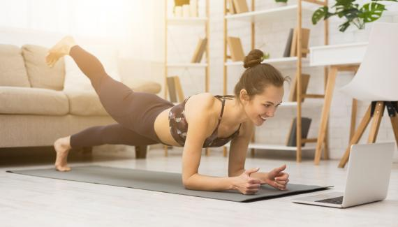 mejores canales de YouTube para hacer ejercicio en casa