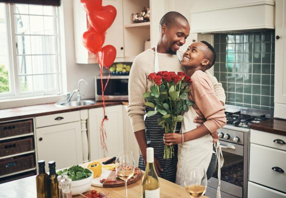 pareja, día de San Valentín