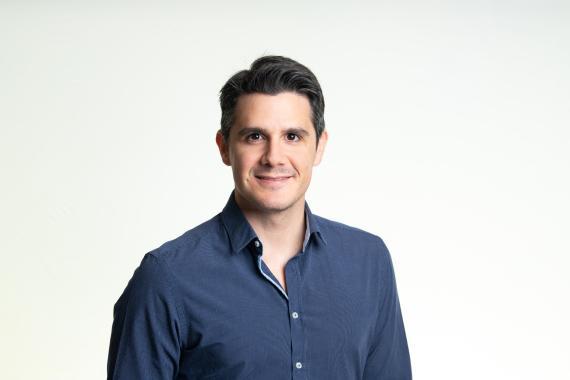 Pedro Bados, cofundador y CEO de Nexthink.