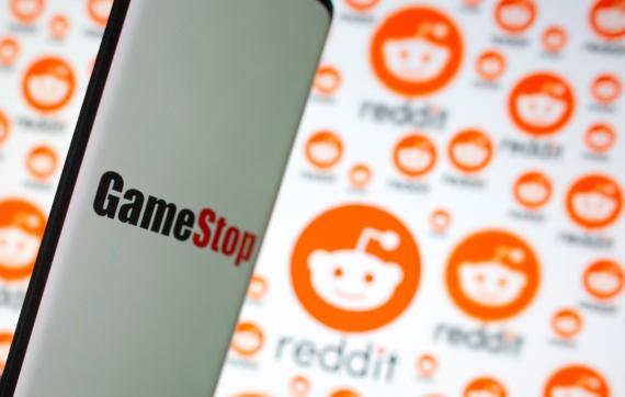 Reddit convierte las acciones de GameStop en un meme