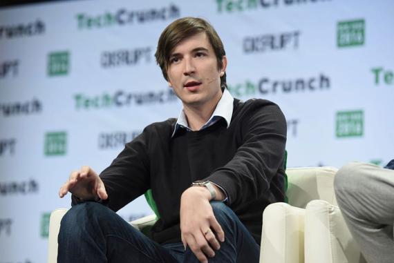 Robinhood CEO Vladimir Tenev.