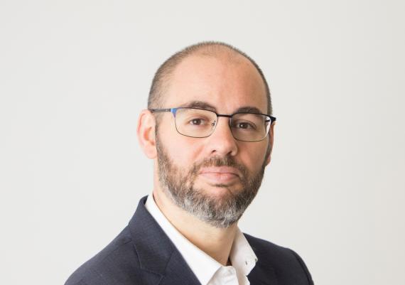 Unai Ansejo, CEO de Indexa Capital.