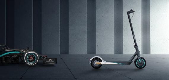 Xiaomi Mi Scooter 2 Pro Mercedes-Amg Petronas