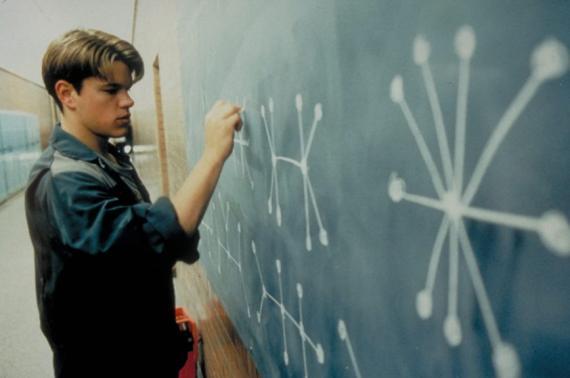 10 películas relacionadas con las matemáticas (que te encantarán aunque huyas de los números)